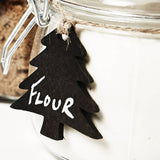 Rustic Blackboard Jar Labels