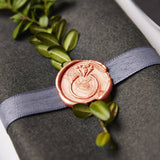 Wedding Ring Wax Seal Stamp