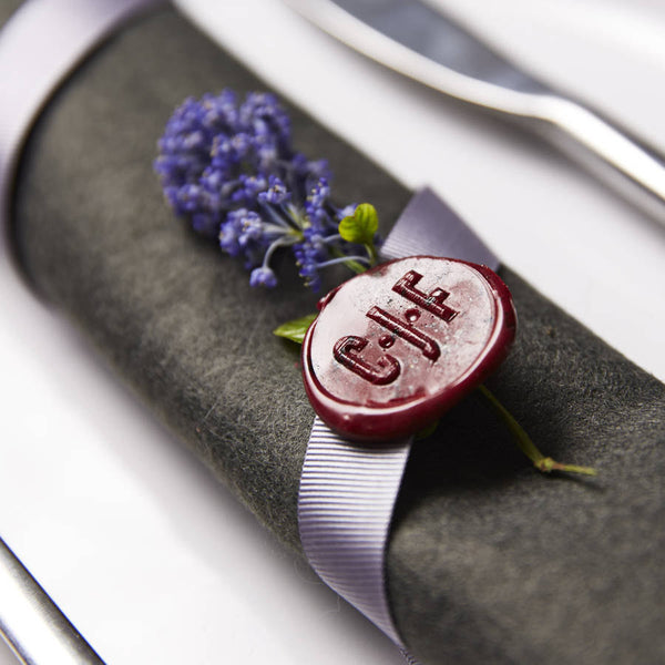 Personalised Monogram Wax Seal Stamp