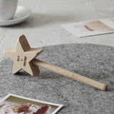 Personalised Baby's First Christmas Keepsake Star Wand