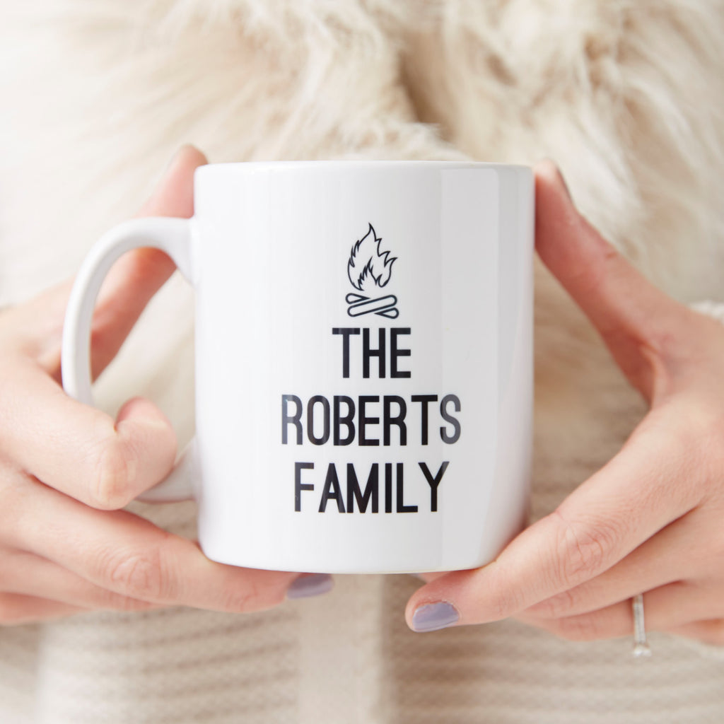 Personalised Family Mug