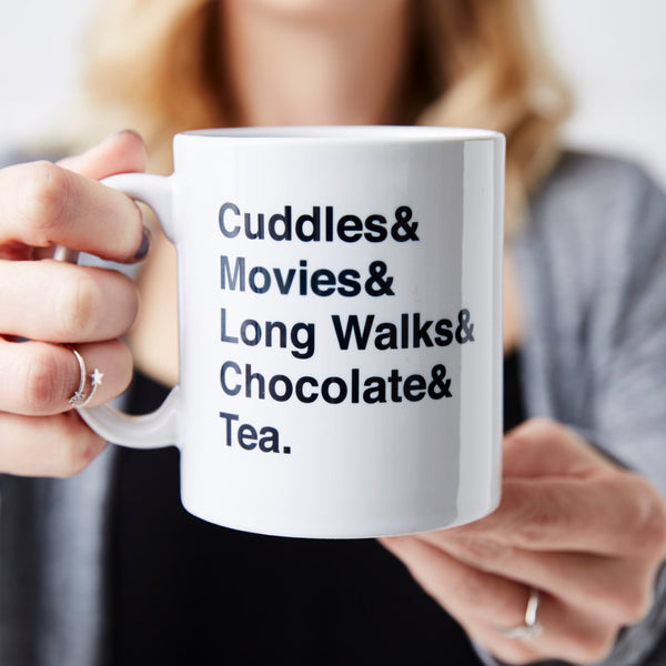 Personalised 'Loves' Mug