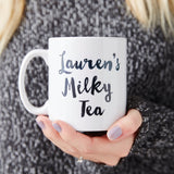 Favourite Drink Personalised Mug