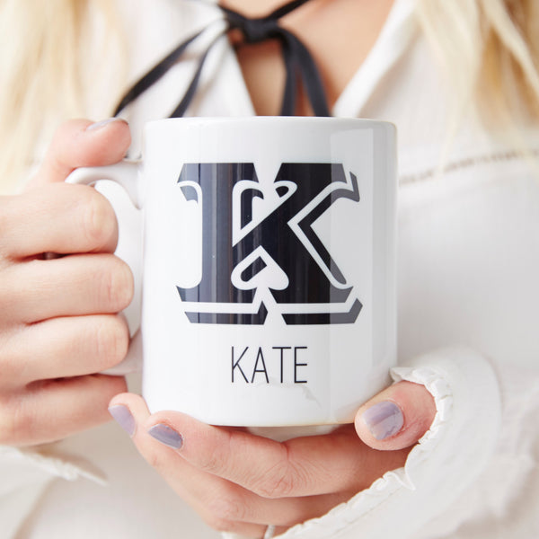 Monogram Personalised Mug