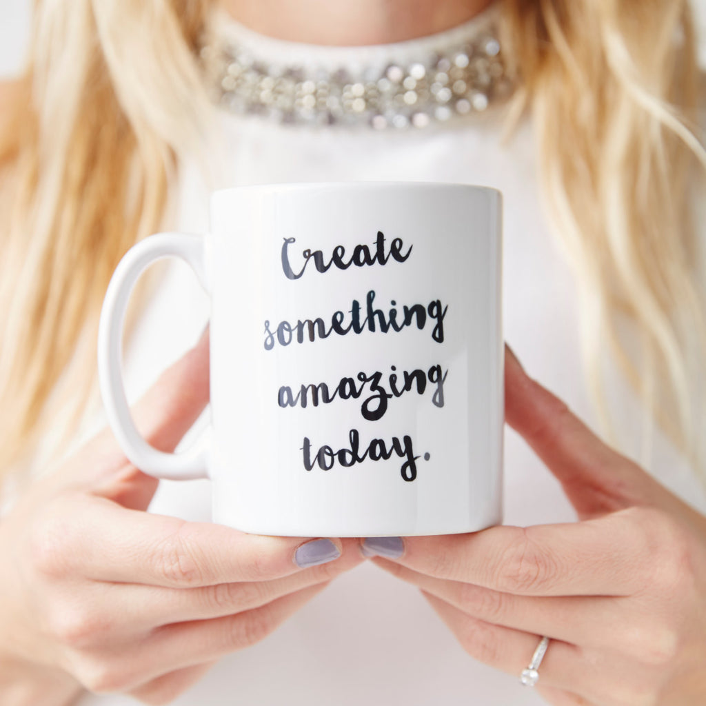 Personalised Quote Mug