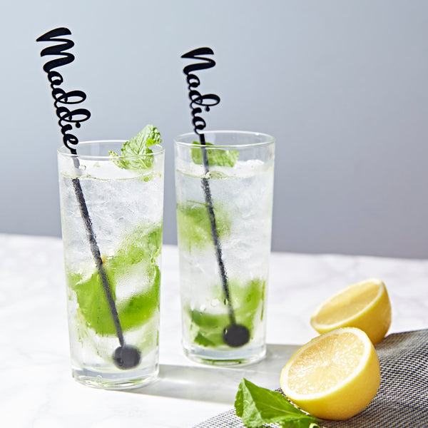 Personalised Drink Stirrers