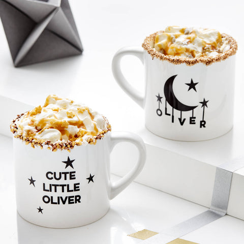 Little Moon Personalised Children's Mug
