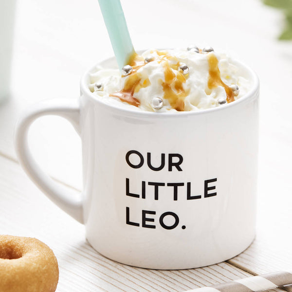 Little One Personalised Children's Mug