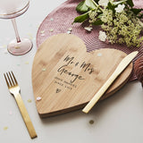 New Home Personalised Chopping/Cheese Board