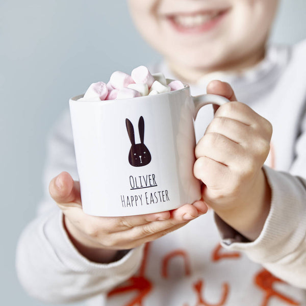 Personalised Children's Easter Mug