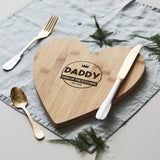 Personalised Chopping/Cheese Board For Dad