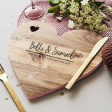 Personalised Engraved Chopping Board