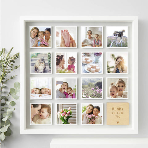 Personalised Photo Print For Mum
