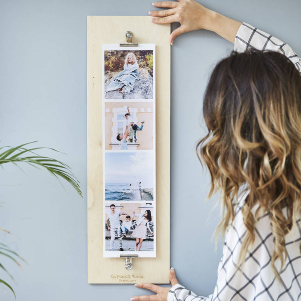 Personalised Giant Photo Strip