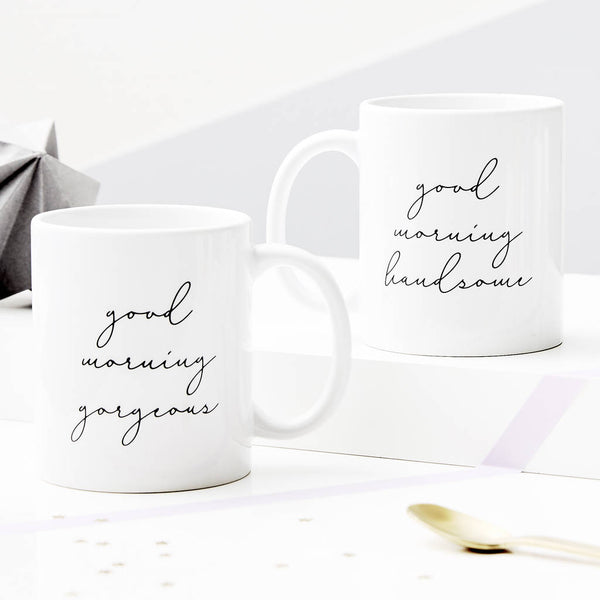 Personalised Love Message Mug