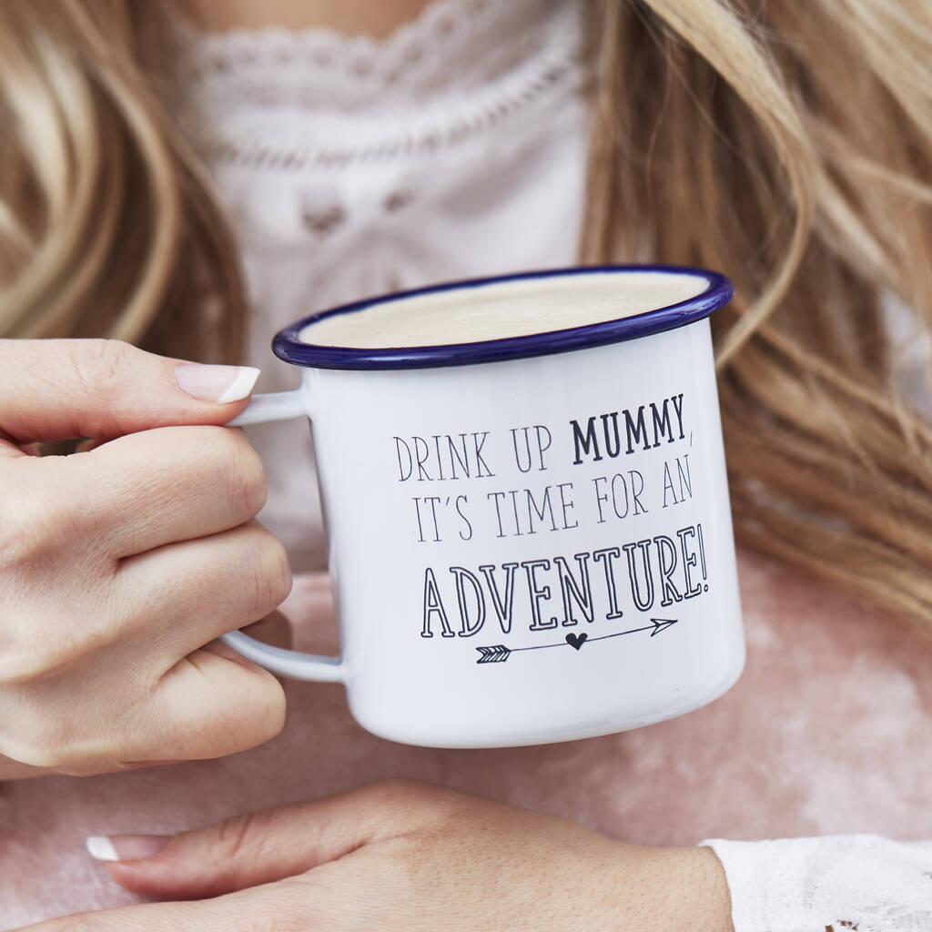 Personalised Mother's Day Adventure Mug