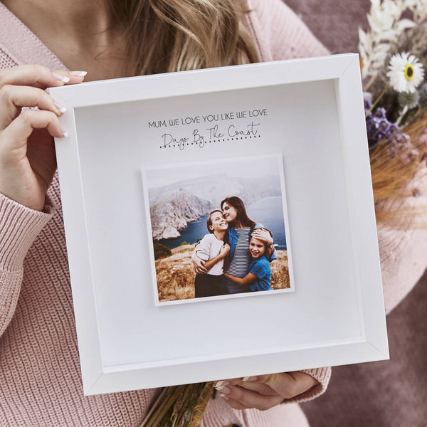 Personalised Mother's Day Favourite Memory Print