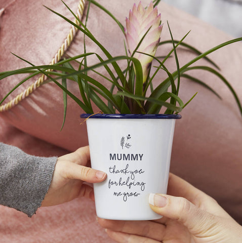 Personalised Mini Planter