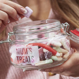 Personalised Treat Jar For Her