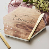 Personalised Wedding Chopping Board