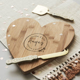 Personalised Wooden Wedding Chopping/Cheese Board