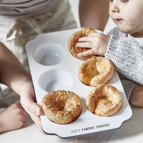 Personalised Yorkshire Pudding Tin (back in stock end of November)