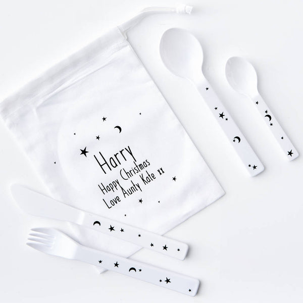 Twinkle Twinkle Little Star Children's Cutlery