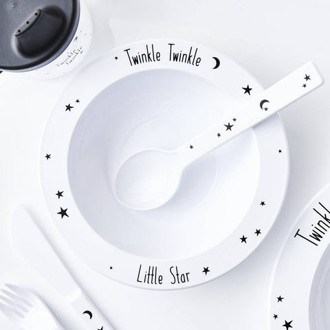 Twinkle Star Children's Melamine Bowl