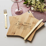 Wedding Chopping/Cheese Board