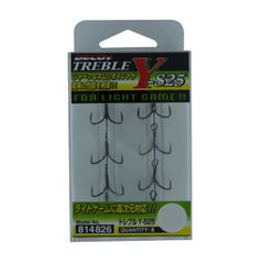 Decoy Y-S25 Treble Hooks