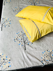 Bedsheet & Pillows