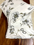 Floral Grey pillowcovers