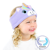 Kids Rainbow Unicorn - Purple
