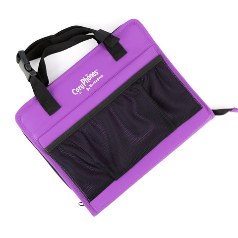 CozyCase - The Ultimate 3-in-1 Kids Convertible Tablet Bag - (SEE VIDEO BELOW)