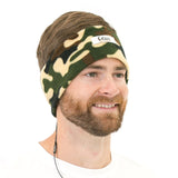 Camo Sleep Headphones with Travel Bag