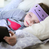 Kids Purple Froggy CozyPhones