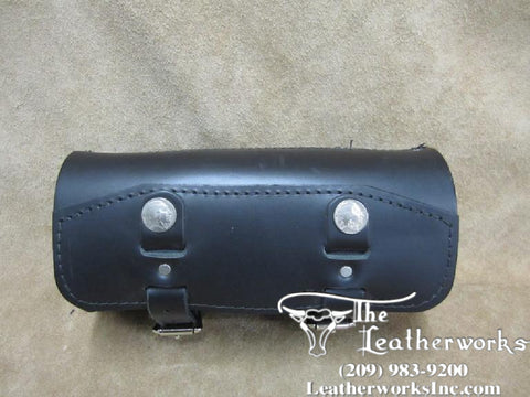 100 Leather Motorcycle Tool Bag