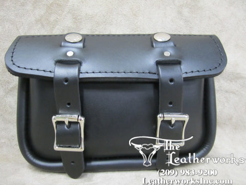 101 Leather Motorcycle Tool Bag