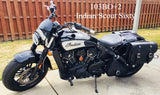 103BO+2 Saddlebags on 2016 Indian Scout Sixty