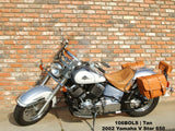 106 Retro Slight Angle Saddlebags