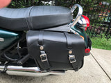 107 Short Retro Slight Angle Saddlebags