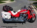 111+2 Deluxe Slight Angle Saddlebags