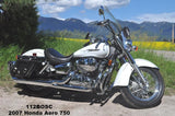 112 Deluxe Wide Angle Saddlebags