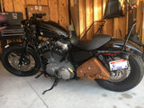 310L Sportster Left Side Solo Bag