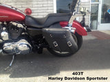 403T on Harley Sportster