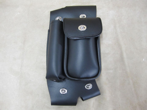 90WR Saddlebag Guard Bag with Water Bottle