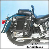 111 Deluxe Slight Angle Saddlebags