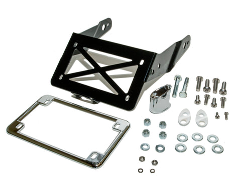 STBMS-02 Turn Signal and License Plate Relocation Kit for 2013-2017 Dyna Street Bob and 2016-2017 Low Rider S