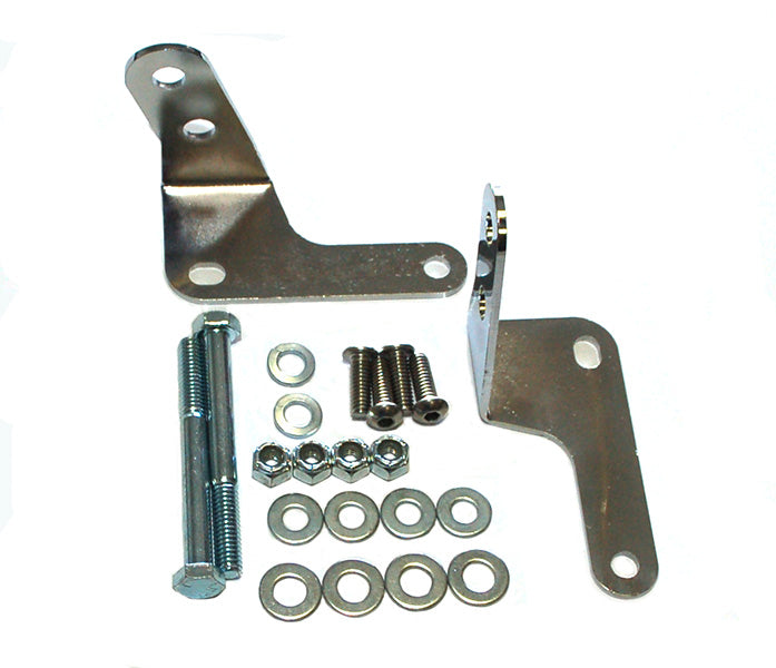 TSFXST-01 Turn Signal Relocation Kit for 2001 and Older Softail Standard,  Custom, Night Train and Springer