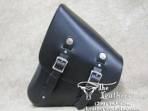 312L Left Side Leather Solo Bag